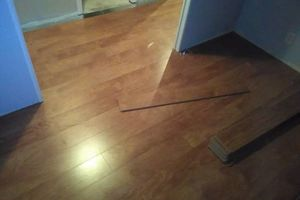 Photo #4: Laminate flooring and interior remodeling for a good price
