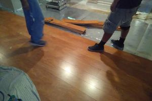 Photo #5: Laminate flooring and interior remodeling for a good price