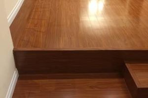 Photo #10: Laminate flooring and interior remodeling for a good price