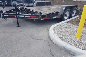 Photo #3: Transportation service by trailer is 16 ft long. $3-5 per mile