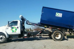 Photo #1: Roberts Waste Removal. Roll Off Dumpster Rental
