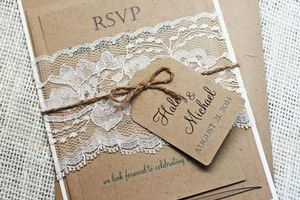 Photo #8: WEDDING INVITATIONS