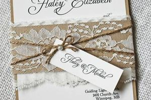 Photo #7: WEDDING INVITATIONS