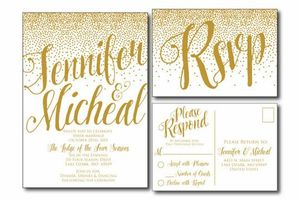 Photo #5: WEDDING INVITATIONS