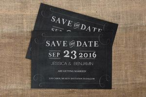 Photo #2: WEDDING INVITATIONS