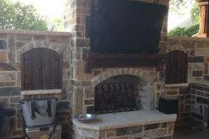 Photo #3: Custom Fire places and much more! Over 30y exp!