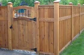 Photo #1: A1 Affordable - FENCE Construction - REPAIRS & STAINING