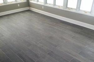Photo #5: Install tile starting at 1.10sqft, laminate 1.15sqft...