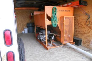 Photo #3: Commercial High Volume Insulation Blower Rental