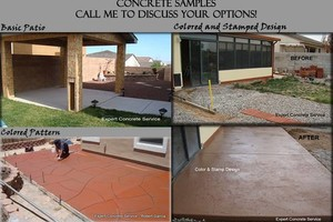 Photo #1: GUARANTEED CONCRETE WORK - CALL TODAY FOR A FREE ESTIMATE!