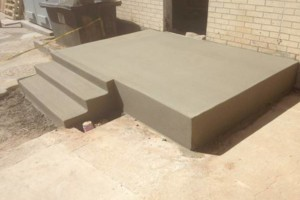 Photo #5: CRETE-SOLUTIONS, LLC - Custom Concrete