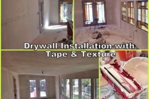 Photo #22: All types of remodels, carpentry, drywall, concrete & handyman