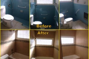 Photo #21: All types of remodels, carpentry, drywall, concrete & handyman