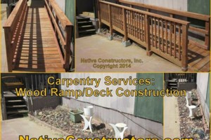 Photo #19: All types of remodels, carpentry, drywall, concrete & handyman