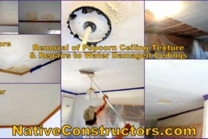 Photo #16: All types of remodels, carpentry, drywall, concrete & handyman