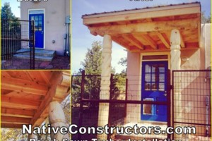 Photo #15: All types of remodels, carpentry, drywall, concrete & handyman