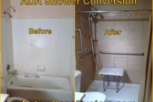 Photo #10: All types of remodels, carpentry, drywall, concrete & handyman