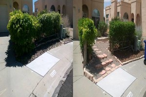 Photo #14: YARD CLEANING AND MAINTENANCE $20 HOUR