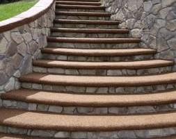 Photo #2: Rubber Surfaces, Epoxy Floor Coatings, Concrete Repair & Resurfacing