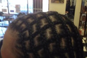 Photo #4: Nayzz Salon. Hair Care Services
