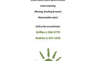 Photo #1: Let Us Help Get Your Yard Ready For Spring & Summer!