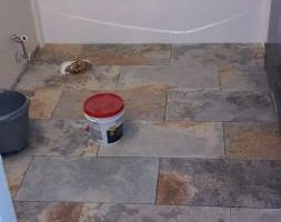 Photo #1: Do you need your tile in your home redone?