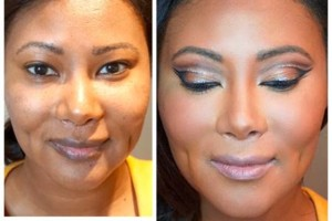 Photo #2: TALENTED FREELANCE MAKEUP ARTIST