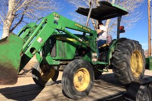 Photo #1: Tractor Work (John Deere tractor)