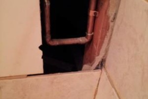 Photo #11: Handy Man Services - ATTICS, DOORS, SINK/TUB REPAIR...