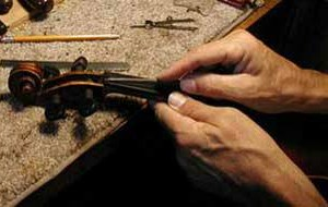 Photo #5: Santiago Violin Setup, Repair & Restoration Service