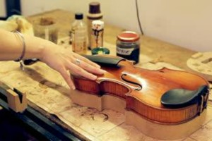 Photo #4: Santiago Violin Setup, Repair & Restoration Service