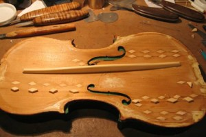 Photo #1: Santiago Violin Setup, Repair & Restoration Service