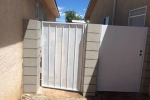 Photo #6: Need a fence? Stucco or welder?