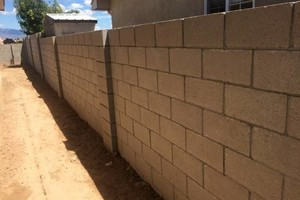 Photo #5: Need a fence? Stucco or welder?