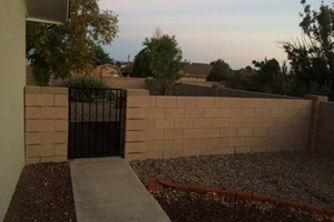 Photo #3: Need a fence? Stucco or welder?