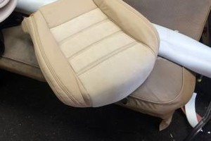 Photo #5: Auto upholstery + boats motorcycle