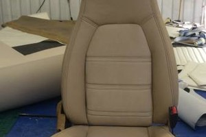 Photo #2: Auto upholstery + boats motorcycle