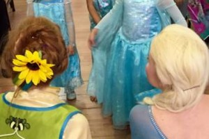 Photo #16: Hire inspired characters -Elsa and Anna