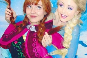 Photo #11: Hire inspired characters -Elsa and Anna