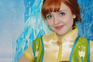Photo #9: Hire inspired characters -Elsa and Anna