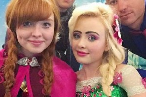Photo #3: Hire inspired characters -Elsa and Anna