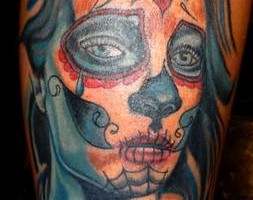 Photo #3: Dermagraphik Tattoo & Piercings. Professional Tattoo Artist for 1/2 the price