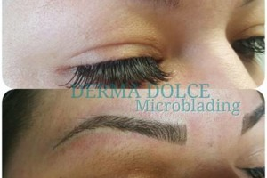 Photo #1: Derma Dolce. NATURAL Permanent MAKEUP!!