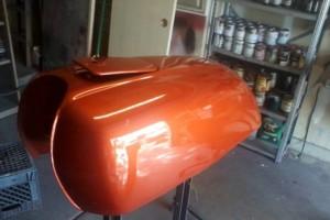 Photo #3: Motorcycle Painting/Airbrushing