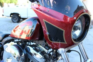 Photo #1: Motorcycle Painting/Airbrushing