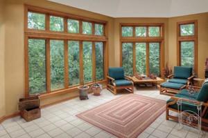 Photo #1: Sandia Sunrooms & Windows. Infinity from Marvin Windows