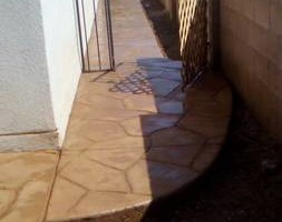 Photo #7: Del Valle Concrete Co.(free estimates)
