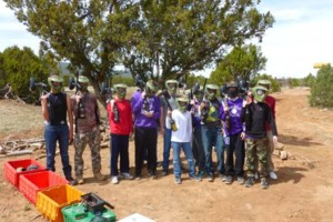 Photo #6: Paintball Parties -  $35 / 500 paintballs