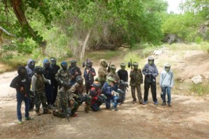 Photo #4: Paintball Parties -  $35 / 500 paintballs