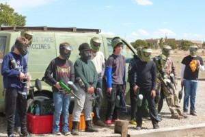 Photo #3: Paintball Parties -  $35 / 500 paintballs